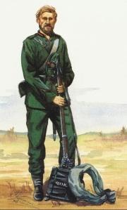 1885 QOR Rifleman