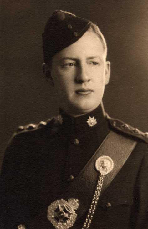 Colonel James G. K. Strathy