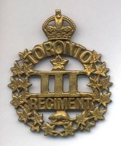 Badge of the 3rd Battalion CEF