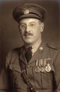 Major General Ralph Burgess Gibson