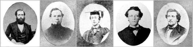 "Among modern Canada's first nine military casualties, the ""Ridgeway Nine"" were Toronto store clerk and Sunday school teacher Malcolm McEachren, the first to fall; shoemaker Francis Lakey; University of Toronto students John Harriman Mewburn and William Fairbanks Tempest; and beer maltster Mark Defries."
