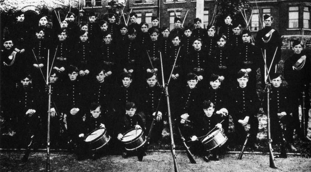 Upper Canada College Cadets 1899