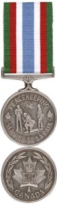 Canadian Peacekeeping Service Medal