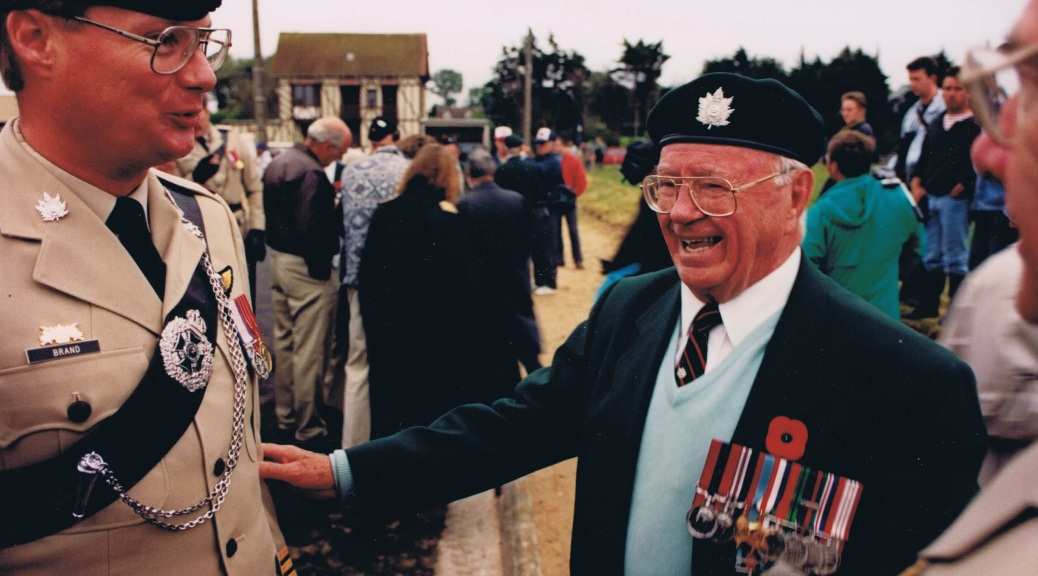 Timeline: 1975-1999 | The Queen's Own Rifles of Canada