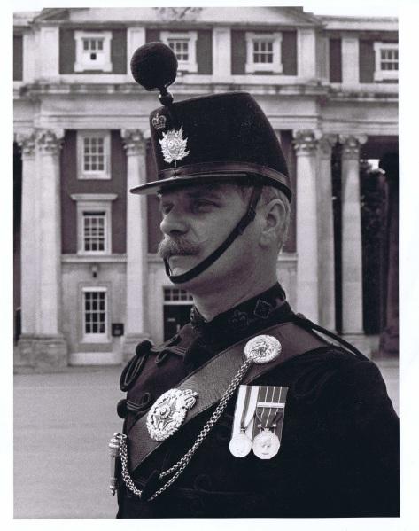 Major E Simundson 1984 England
