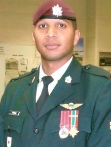 Master Corporal Stephen Thomas