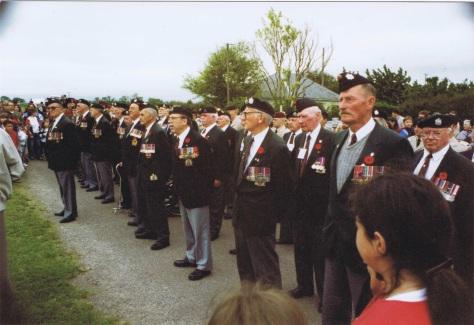 WW2 QOR vets 1994