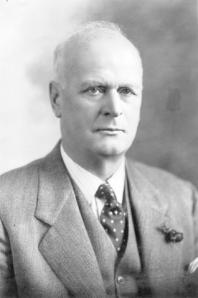 Judge J. A. Forin c.1932. Source: City of Vancouver Archives CVA 1495-42