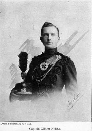 Captain Henry Gilbert Nobbs