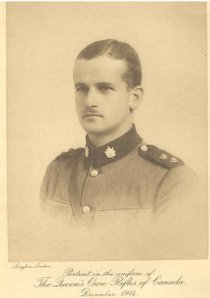 Captain William Van der Smissen