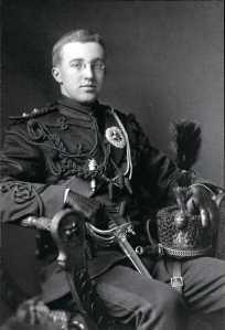 Captain Thomas Watt Forwood