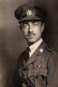 Lieutenant Colonel I.M. Macdonell, MBE, VD