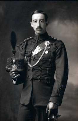 Captain Herbert Gerard Muntz