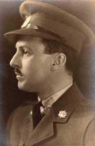 Lieutenant Colonel Harold Stuart Parsons