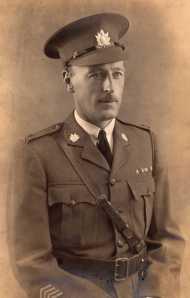 Lieutenant Colonel Frank Herbert Wood