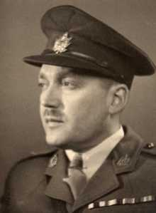 Lieutenant Colonel A. E. MacDonald, MC, ED