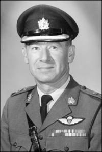 Colonel Neville Arthur (Robbie) Robinson, CD, ADC