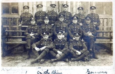 3rd Battalion on the Rhine