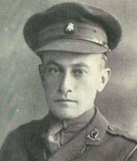 2nd Lieutenant Edmund De Wind VC