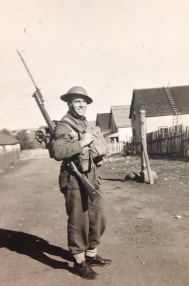 QOR in Newfoundland 1940
