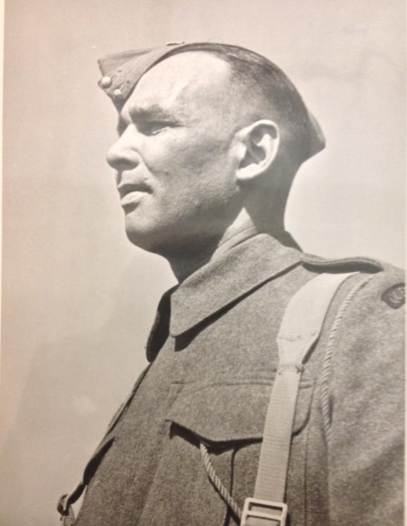 QOR Rifleman England 1942
