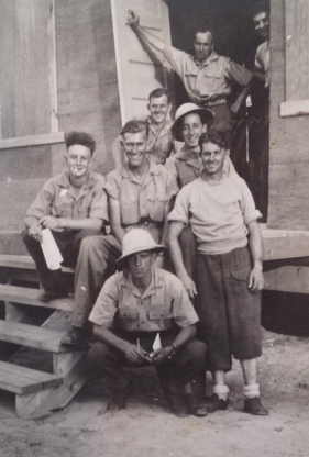 Camp Borden – 1940 Rfn Jim Wilkins Personal Photos
