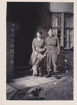 QOR in England 1944 – QOR Museum Photo