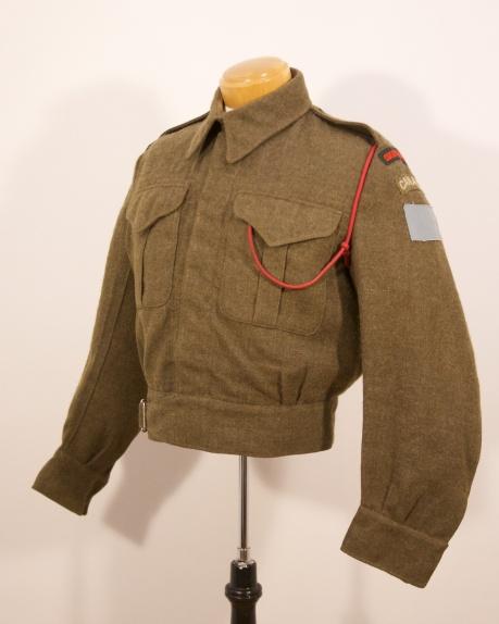 QOR 1943 tunic