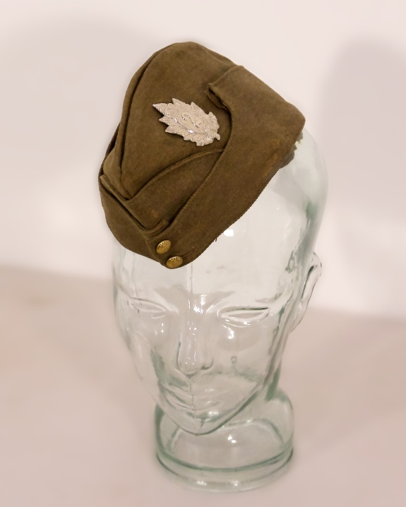 Canadian made 1941 Field Service Cap