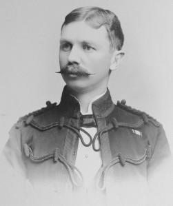 Then Lt J.F. Crean