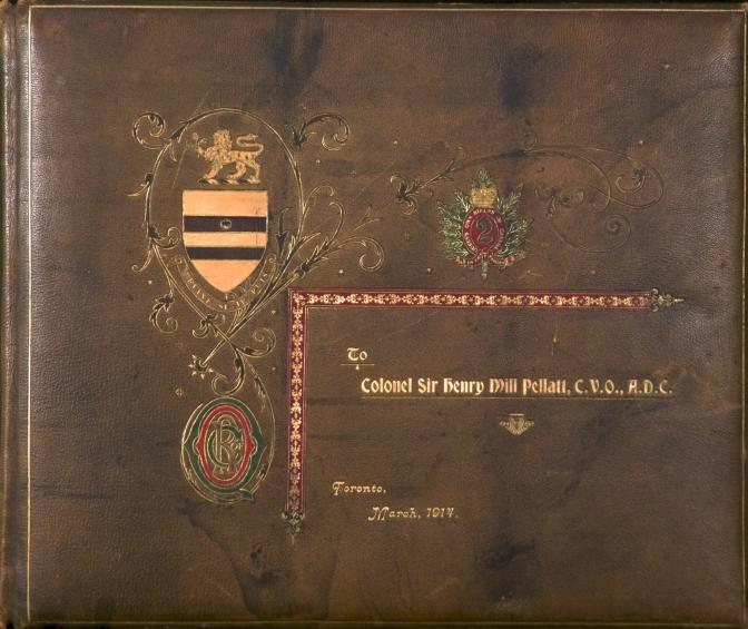 1914 Pellatt Album