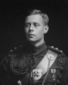 Then Major Reginald Pellatt in 1914.