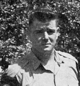 Rifleman Perry James Hoare
