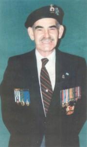 Lance Corporal Roph Jackson