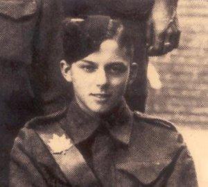 Rifleman Russell George McCallum