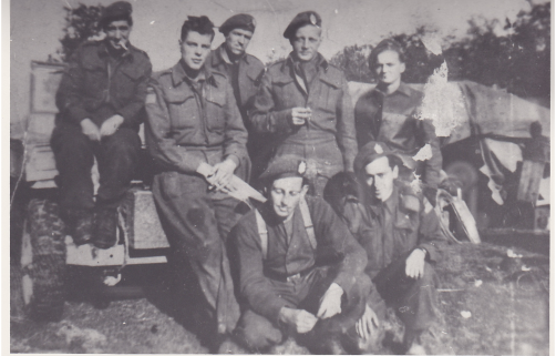 May 1944 - QOR Museum's Photo