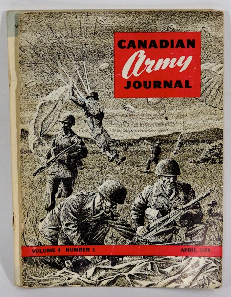 Canadian Army Journal Apr 1950 | The Queen's Own Rifles of