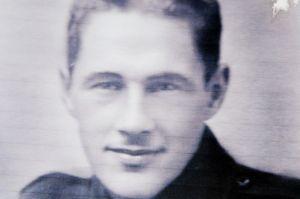 Sergeant Joseph Meagher circa 1944