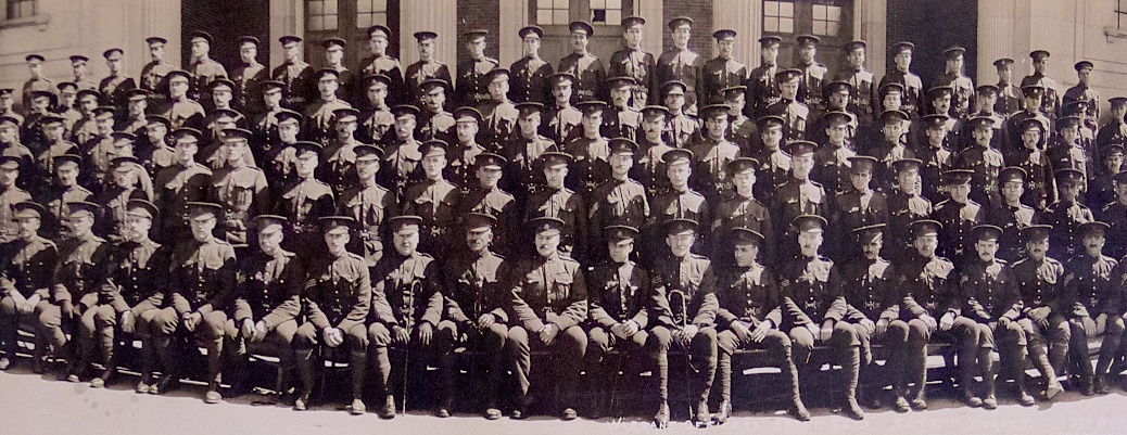 WWI Resources | The Queen's Own Rifles of Canada Regimental