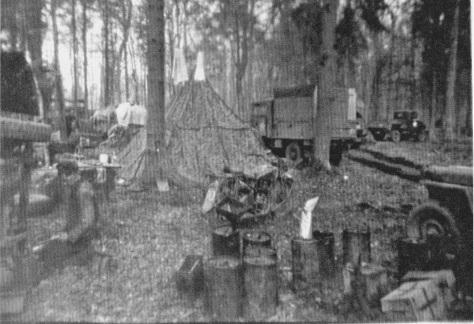La Capell woods 11 Sept 1944
