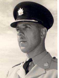 "Lieutenant Colonel T.M.C. ""Boom"" Marsaw"
