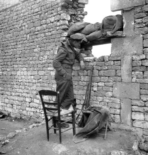 Rfn GJ Andrews QOR 20 June 1944