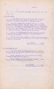 20 Dec 44 Leave information page