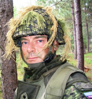 Chief Warrant Officer Shaun Kelly, CD