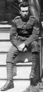 James Herbert (Herb) Smith, 3rd Battalion, CEF