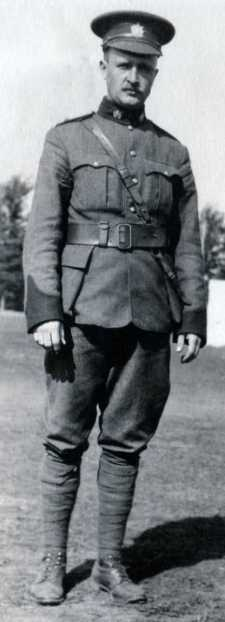Major Herbert Gourlay Wickens, killed in action, 20 September 1917