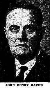 Davies, John Henry