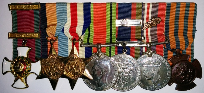 Regimental Museum acquires medals of Lt Col Stephen Lett, DSO