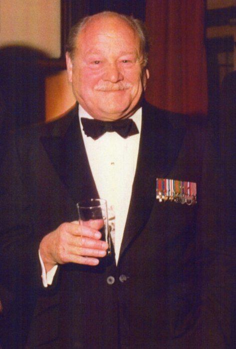 Lieutenant Colonel Stephen McLeod Lett, DSO