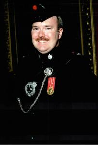Lieutenant Colonel C. Edward Rayment, CD